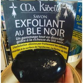 Savon breton exfolliant blé noir